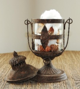 Cotton Lantern