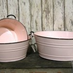 Light Pink Tubs