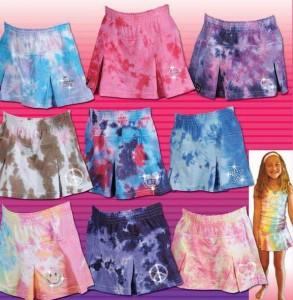 Fun Tie Dye Clothing