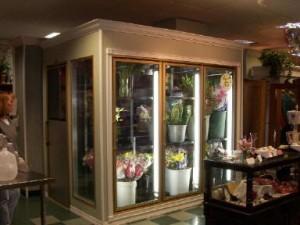 Floral Refrigerator