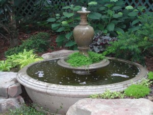 Beautiful Outdoor Fountain