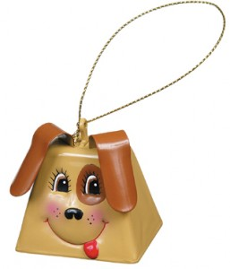 Dooly the Dog Bell