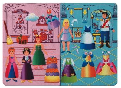 Felt Tales Cinderella