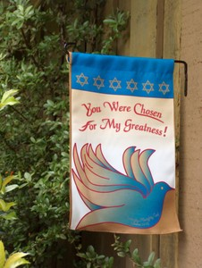 You Were Chosen for Greatness Banner