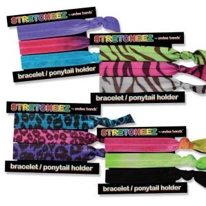 Bracelets/Pony Tail Holders
