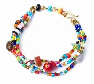 Twisted Safari Bracelet