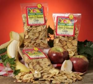 Apple & Banana Chips