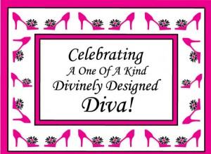 Celebrating Diva