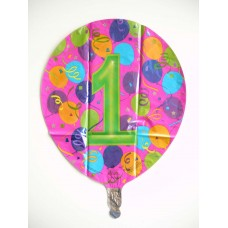Mylar Birthday Balloon