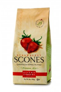 Strawberry Scone Mix