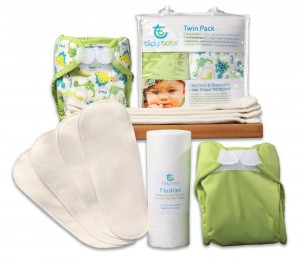 Cloth Diaper Essential Set