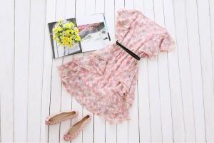 Fuchhi Style Dress