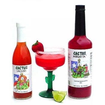 Gourmet Drink Mixers