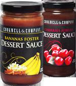 Gourmet Dessert Sauces