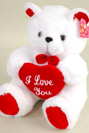 Plush Valentine Gifts