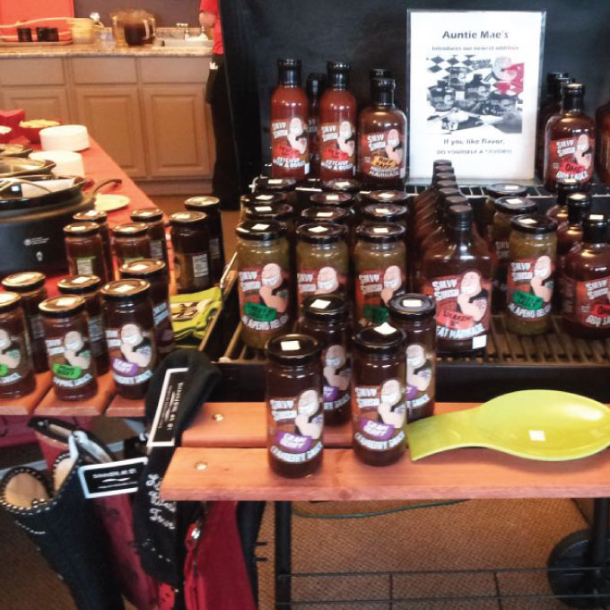 Wholesale Gourmet Sauces & Marinades