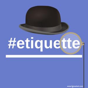 #etiquette