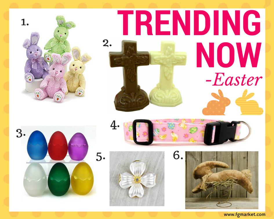 Trending Now: Easter