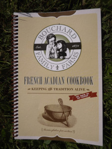 French Acadian Cookbook