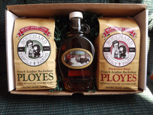 Maple Syrup Gift Package