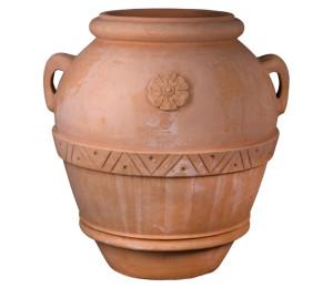 Orcio Terracotta Piece