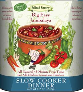 Big Easy Jambalaya Slow Cooker