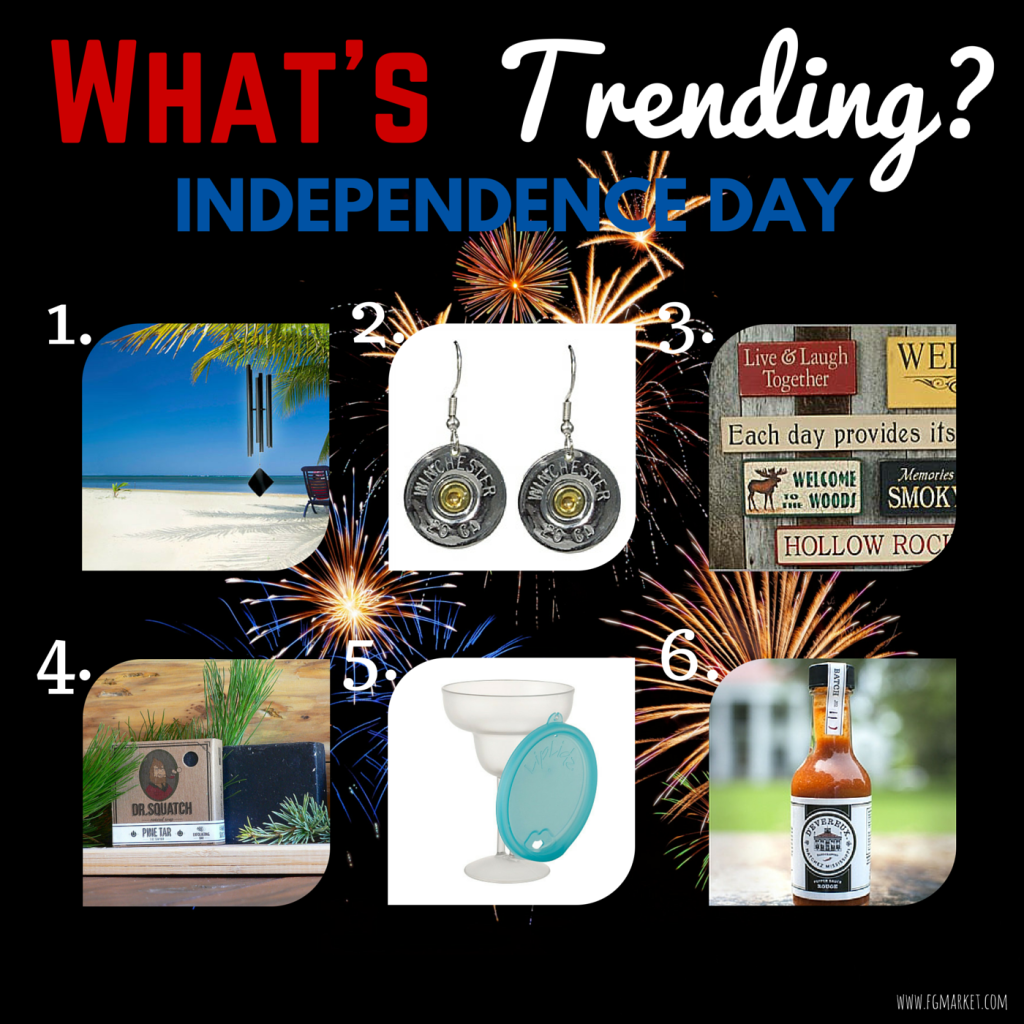 What's Trending: Independence Day