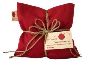 Hot Cherry Therapeutic Pillow