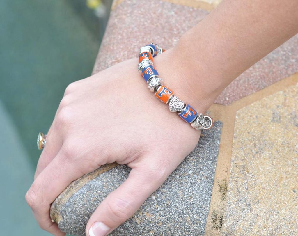 Florida Bead Bracelet