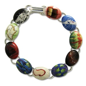 10-Cabochon Bracelet