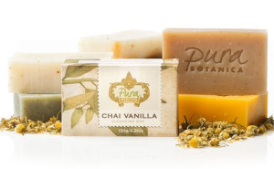 Chai Vanilla Cleansing Soap Bar
