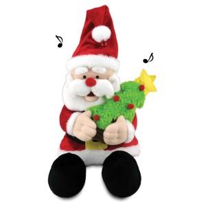 "12"" Singing Santa"