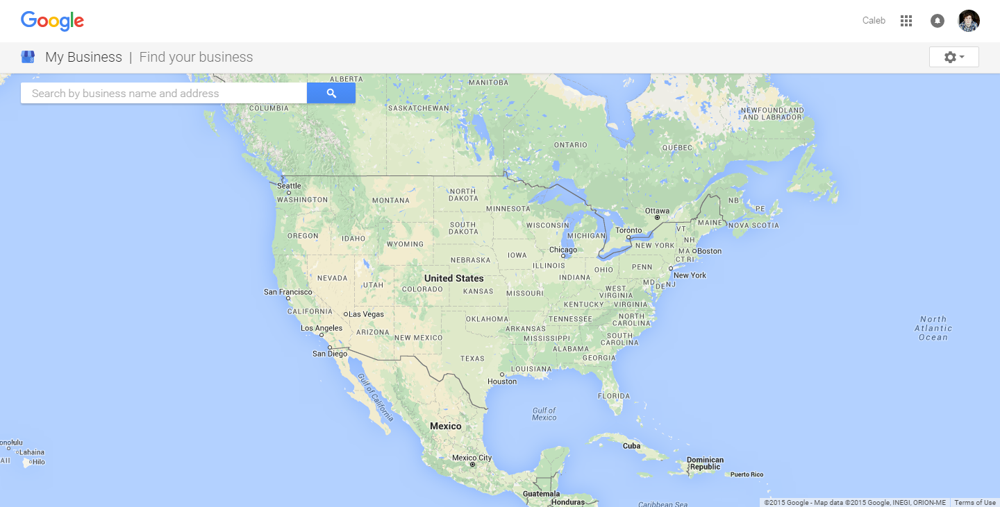 how to add my business to google earth