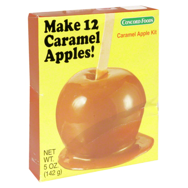 Concord Caramel Apple Kit