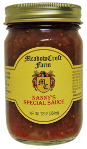 Nanny's Special Sauce