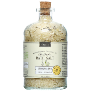 Dead Sea Bath Salt Lemongrass Shire