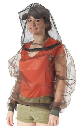 Bug Baffler Insect Protective Hooded Shirt