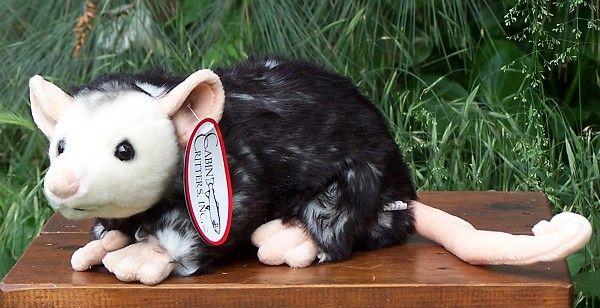 Opossum Cabin Critter