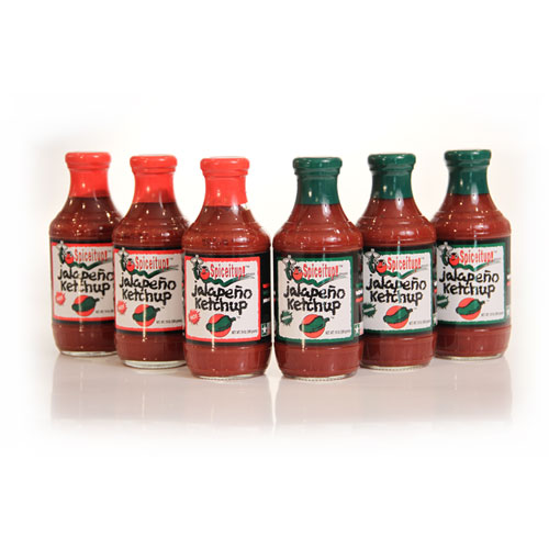 Spiceitup! Jalapeno Ketchup