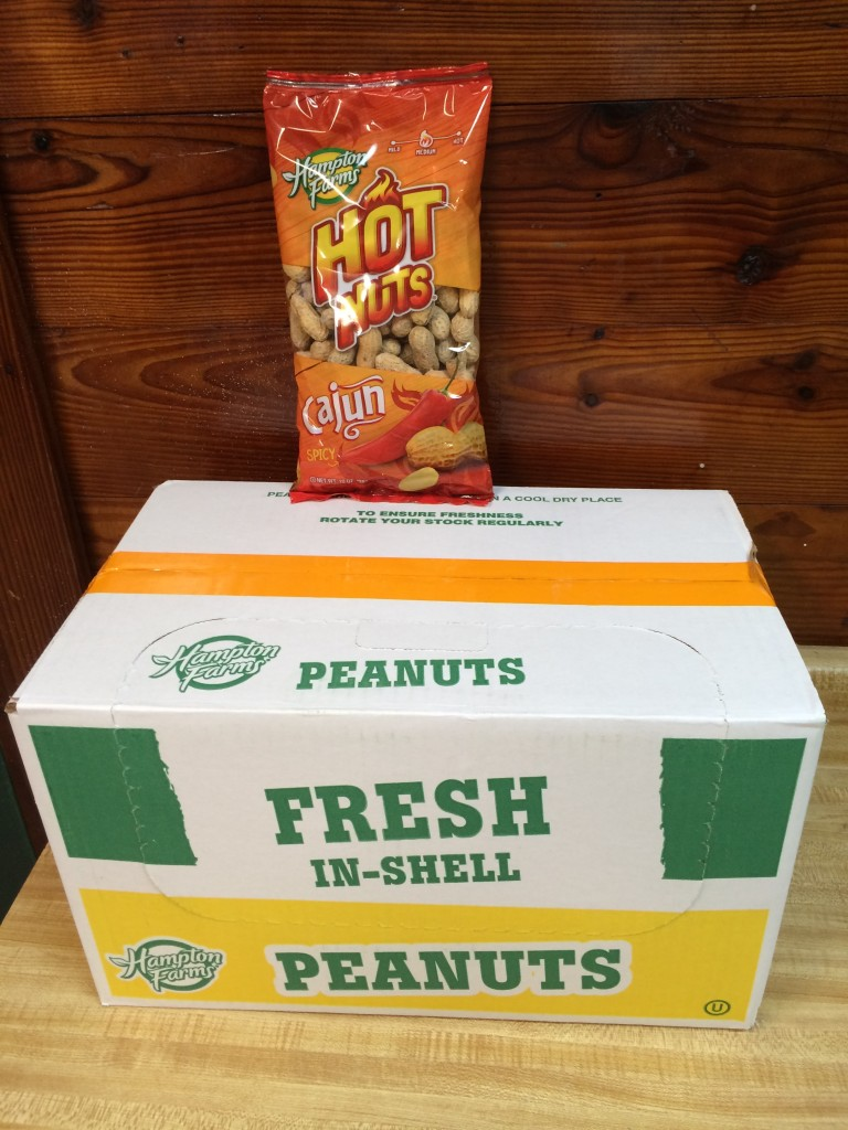 Cajun Creole Products Hot Nuts