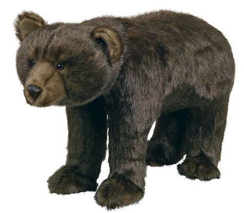 Bear Footrest