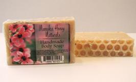 Manuka Honey Soap   Sea Lark