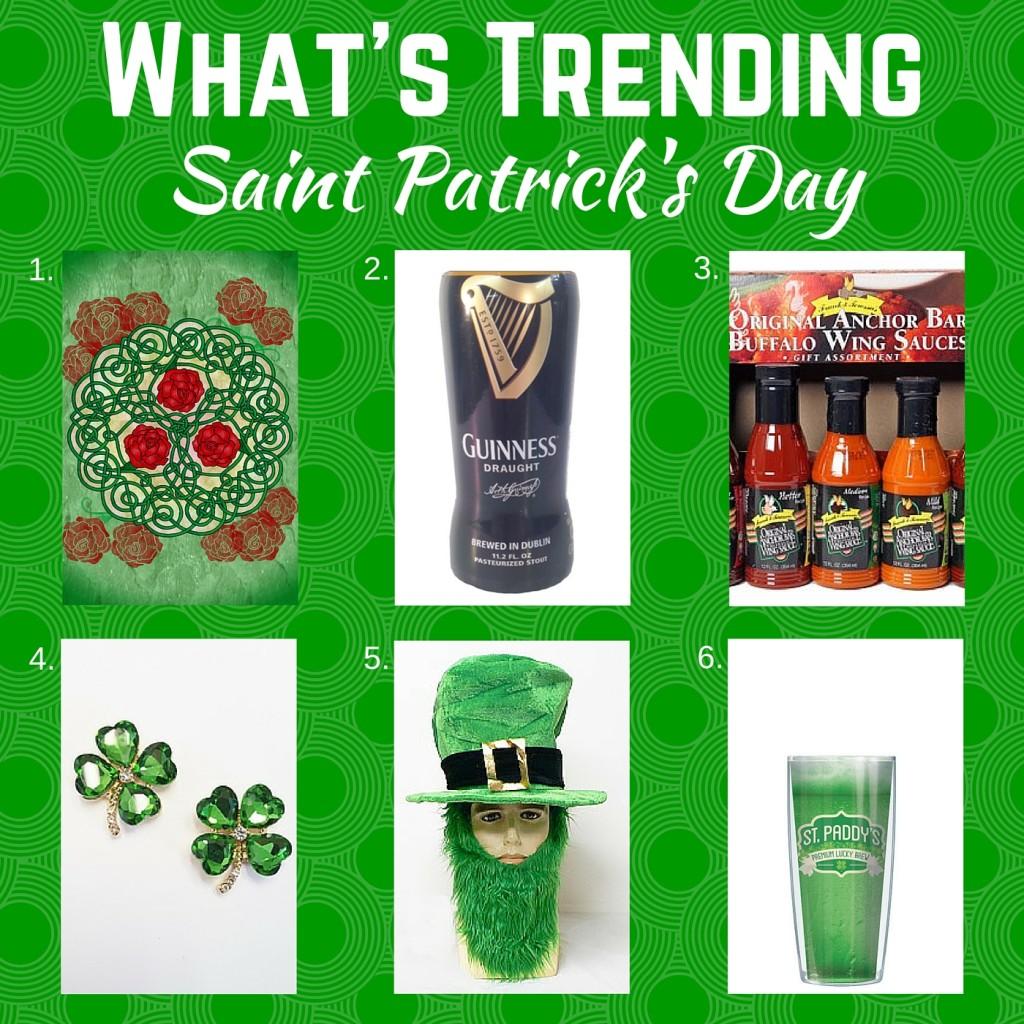 Saint. Patrick's Day