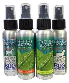 'Skeeter Skidaddler Spray Bottles