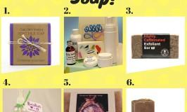 April: Soap
