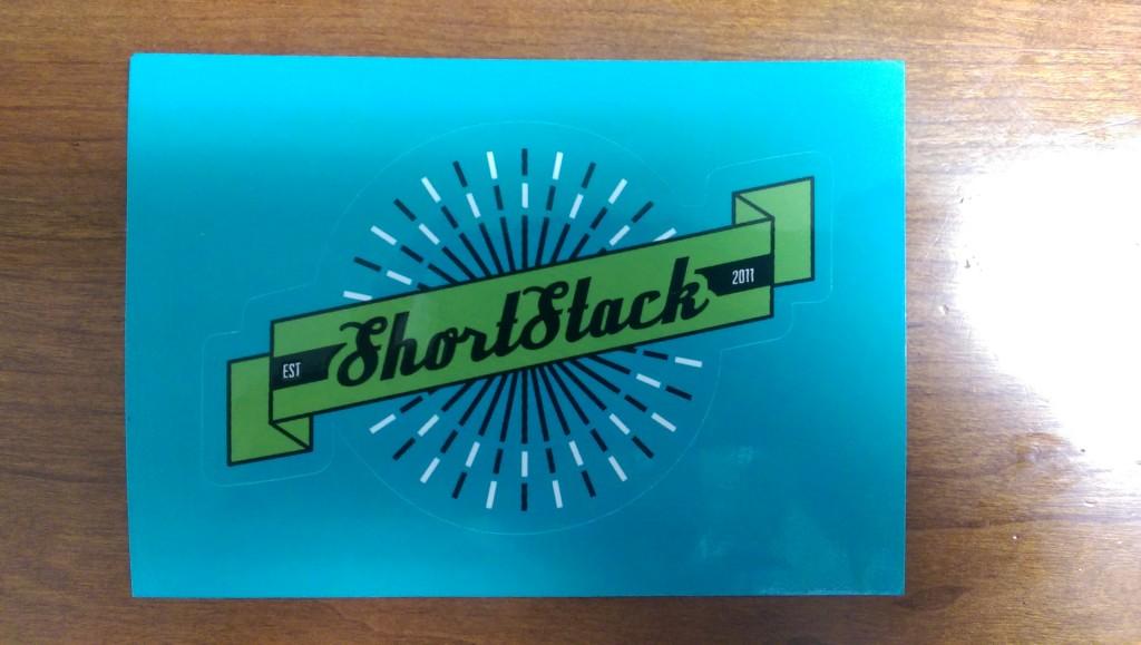 Shortstack Sticker