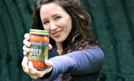 Owner Selene Kepila and her Naked Infusions Salsa