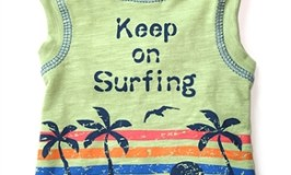 Keep On Surfing Tank Top