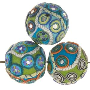 Sammunat Shisha Round Beads