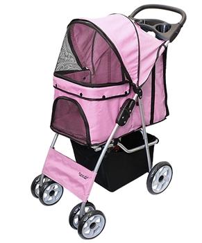 Light Pink Stroller